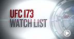 UFC 173:ウォッチリスト