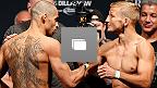 Galería de fotos del pesaje de UFC 173