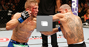 UFC® 173 Barao vs Dillashaw live at the MGM Grand Garden Arena in Las Vegas, Nevada on Saturday, May 24, 2014.