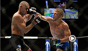Hear from newly crowned bantamweight champion TJ Dillashaw after his upset of Renan Barao. Dillashaw tells fans what it feels like to accomplish a dream, while Barao, who hadn't lost since 2005, looks forward to bouncing back even stronger.