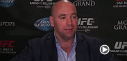 UFC president Dana White sits down with members of the media after Saturday night's press conference to give more insight into what happened at UFC 173 and more.