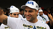 "Watch a Q&A session with Mauricio ""Shogun"" Rua and Paula Sack, live Friday, May 30 at 1pm/10am ETPT."