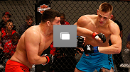Octagon photos from the seventh episode of The Ultimate Fighter 19, featuring the fight between Patrick Walsh and Anton Berzin.