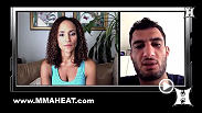 MMA H.E.A.T.'s Karyn Bryant talks via Skype with UFC middleweight Gegard Mousasi, and hears what he has to say about his upcoming fight with Mark Muñoz.