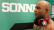 UFC correspondent Paula Sack connects with 23-year-old Brazilian Warlley Alves before his TUF Brazil 3 finale bout at Fight Night Sao Paulo. Warlley reflects on his training camp while his training partner, Jacare Souza, provides insight on his opponent.