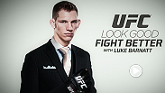 Undefeated middleweight and Fight Night Berlin competitor Luke Barnatt gives fans a peak at his extravagant wardrobe. The 6-foot-6 Brit provides some insight on his style choices and shows off what he plans to wear during fight week.