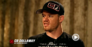 "CB Dollaway talks about the opportunity in front of him at Fight Night Berlin when he meets Francis ""Limitless"" Carmont in the co-main event of the evening."