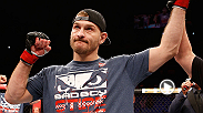 Heavyweight Stipe Miocic reflects on his first-round KO of Fabio Maldonado at Fight Night Sao Paulo.