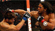Former UFC and WEC middleweight and light heavyweight Brian Stann discusses the upcoming main event between Benson Henderson and Rustam Khabilov at Fight Night Albuquerque on Saturday night.