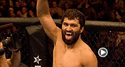 """The Pitbull"" demonstrates his power by knocking out Vladimir Matyushenko at UFC 44. Arlovski returns to the Octagon to face Brendan Schaub at UFC 174."