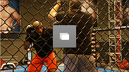 Photos from Eddie Gordon's practices leading up to his bout against Mike King.