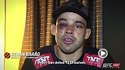 Renan Barao and coach Andre Pederneiras discuss the loss to TJ Dillashaw at UFC 173 and what the future holds for the now former champion. Watch the full interview here: http://www.ufc.tv/video/renan-barao-and-andre-pederneiras-exclusive-interview