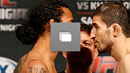 UFC Fight Night Henderson vs. Khabilov - Fotos da pesagem