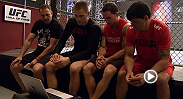 Matt Van Buren sits down with coaches from Team Edgar to discuss his upcoming fight with Chris Fields.