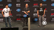 Watch the UFC Fight Club Q&A with Carlos Condit and Josh Thomson.