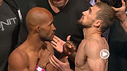 Watch the official weigh-in for UFC 174: Johnson vs. Bagautinov, live Friday, June 13 at midnight BST.