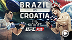 Brazil vs. Croatia Kick Off