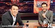 Chael Sonnen talks with Karyn Bryant on the set of UFC Tonight about what his plans are now that he's retired. The former middleweight title contender also talks shares his excitement about becoming a father.