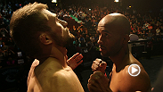 Stars from UFC 174 hit the scale Friday in anticipation of Saturday&#