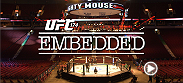 On episode #6 of UFC 174 Embedded, it's countdown to fight night as the fighters have made weight and begin to mentally prepare for the battle at hand.