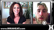 MMA H.E.A.T.'s Karyn Bryant talks via Skype with Alexander Gustafsson, and hears what he has to say about facing Jon Jones in a rematch.  He also talks about his Fight Pass win over Jimi Manuwa, the role Daniel Cormier plays in the LHW title picture.