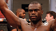 In one of the most jaw-dropping finishes in UFC history, Uriah Hall sends Adam Cella
