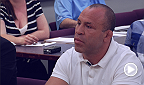 NSAC Commission Hearing Wanderlei Silva Highlight