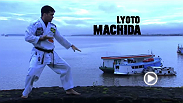 "Lyoto Machida achieved his dream when he became the UFC light heavyweight champion. Can ""The Dragon"" win middleweight gold at UFC 175 when he faces Chris Weidman on July 5."