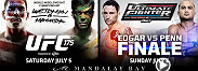 UFC 175 and The Ultimate Fighter Finale are quickly approaching as the bookend to International Fight Week. Both events are at Mandalay Bay in Las Vegas.
