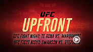 The UFC brings you two events this weekend from Auckland, New Zealand and San Antonio, Texas. Check out the schedule rundown for both events with start times.