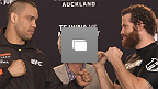 UFC Fight Night Auckland Open Training Session Gallery