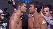 Watch the official weigh-in for UFC 175: Weidman vs. Machida.