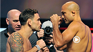 Watch the official weigh-in for The Ultimate Fighter Finale: Edgar vs. Penn, live Saturday, July 5 at 9pm BST.