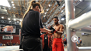 Season 19 of The Ultimate Fighter wraps up tonight as light heavyweight Matt Van Buren and Daniel Spohn face off for a spot in the final, and middleweight Dhiego Lima takes on last-pick Roger Zapata. Tune in tonight to see who moves on!