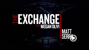 Former UFC welterweight champion Matt Serra sits down with Megan Olivi for an in-depth conversation about his UFC career and what it's like coaching Chris Weidman. Watch the full interview on UFC FIGHT PASS.