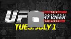 UFC International Fight Week 2014 – Tuesday Recap Gallery