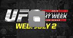UFC International Fight Week 2014 – Wednesday Recap Gallery