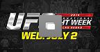 UFC インターナショナル・ファイトウィーク 2014 – 水曜日のフォトギャラリー