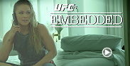 On episode 3, Ronda Rousey embodies multitasking as she juggles her fans, media and makeup. Chris Weidman sneaks in a late-night training session at UFC headquarters. All the fighters head to Fashion Show Mall to put on a show for fans at open workouts.