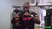 Uriah Hall is looking to make a statement in the UFC middleweight division as he takes on Thiago Santos at UFC 175.