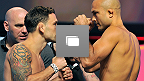 The Ultimate Fighter Finale: Edgar vs Penn Weigh-In Gallery