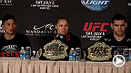UFC 175: Post Fight Press Conference Highlight