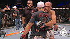 The Ultimate Fighter 19 Finale: Frankie Edgar and BJ Penn Octagon Interviews