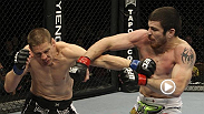At UFC 108, lightweight contender Jim Miller took control on the ground in the first round and forced Duane Ludwig to tap while caught in an armbar submission. Watch Miller take on Donald Cerrone at UFC Fight Night Atlantic City.