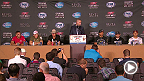 Watch the post-fight press conference live following the event.