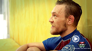 On the 1st episode of UFC's On The Fly, Conor McGregor makes his final preparations before Fight Night Dublin on Sat