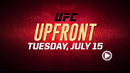 UFC correspondent Megan Olivi brings fans up to date on all the awesome events going down this week.