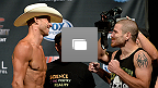 UFC Fight Night: Cerrone vs Miller Weigh-in Gallery