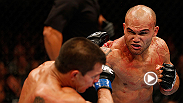 "Welterweight title contender ""Ruthless"" Robbie Lawler battled it out with UFC vet Bobby Voelker, and ended up earning his 18 knockout of his career. Tune in to UFC Fight Night San Jose to watch Lawler take on Matt Brown."