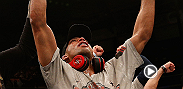 Edson Barboza spoke about his sick first-round KO of Evan Dunham at Fight Night Atlantic City.